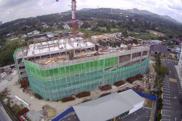 JRK Senesta Site Progress
