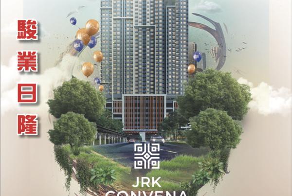 JRK Convena Bukit Jalil Launch Ad