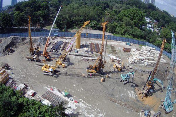 JRK Convena Site Progress